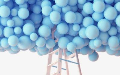 Mesec zavedanja o avtizmu – pohod z modrimi baloni