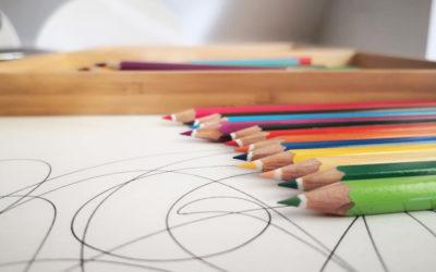 NOVO: Art Terapija – rišemo fraktalne risbe